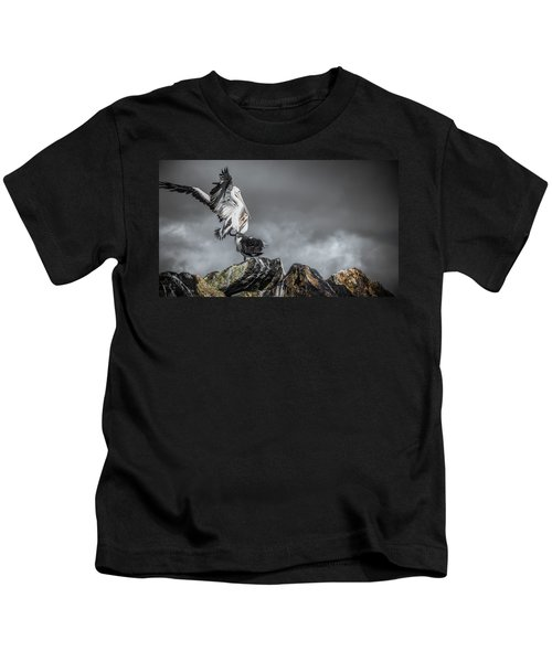 Storm Birds Kids T-Shirt