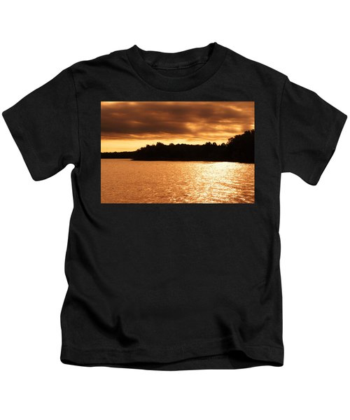 Stormy Skies Kids T-Shirt