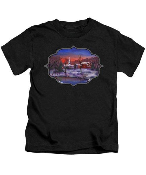 Stowe - Vermont Kids T-Shirt