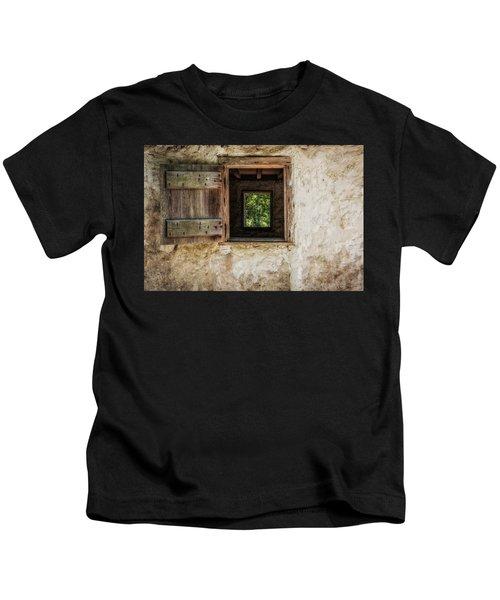 Straight Through Kids T-Shirt