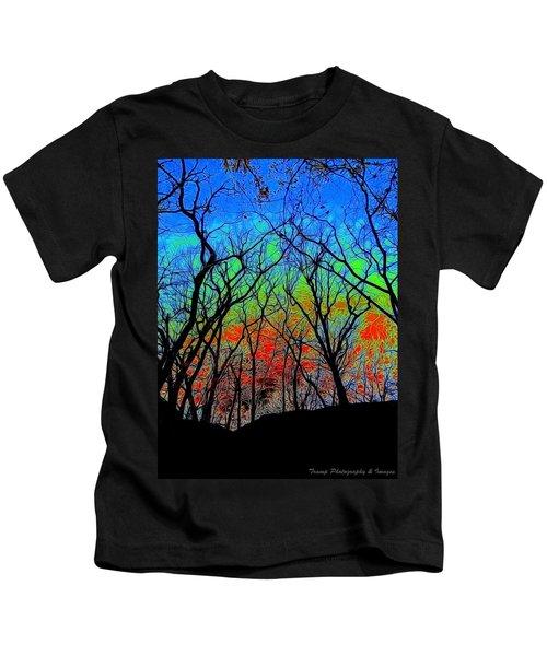 Strange Wanderings Kids T-Shirt