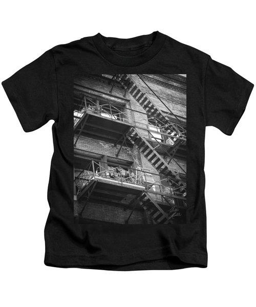 Street Scene Kids T-Shirt