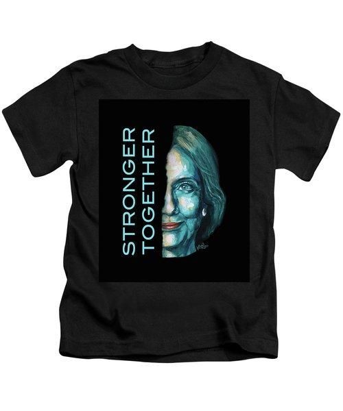 Stronger Together Kids T-Shirt
