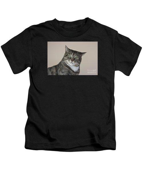 Stroppy Cat Kids T-Shirt