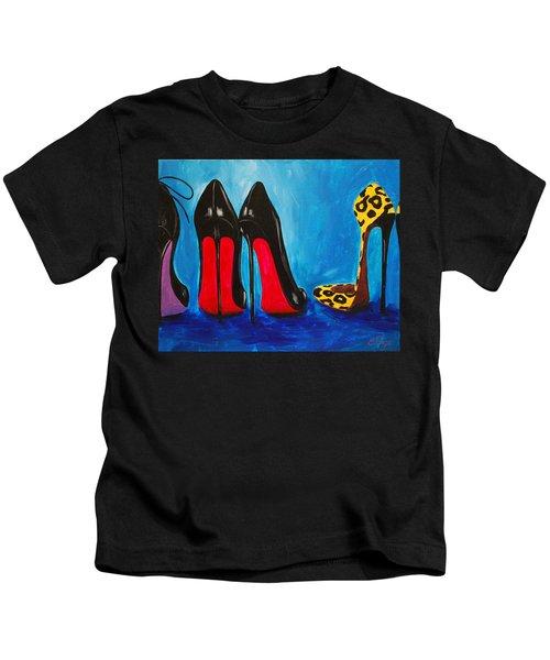 Strut Your Stuff Kids T-Shirt