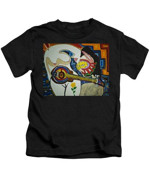 Subtle Love Kids T-Shirt