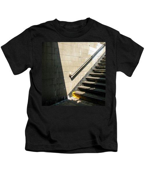 Subway Stairs Kids T-Shirt