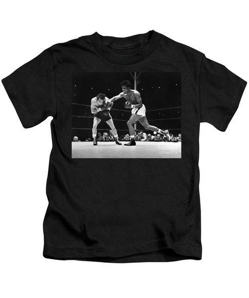 Sugar Ray Robinson Kids T-Shirt