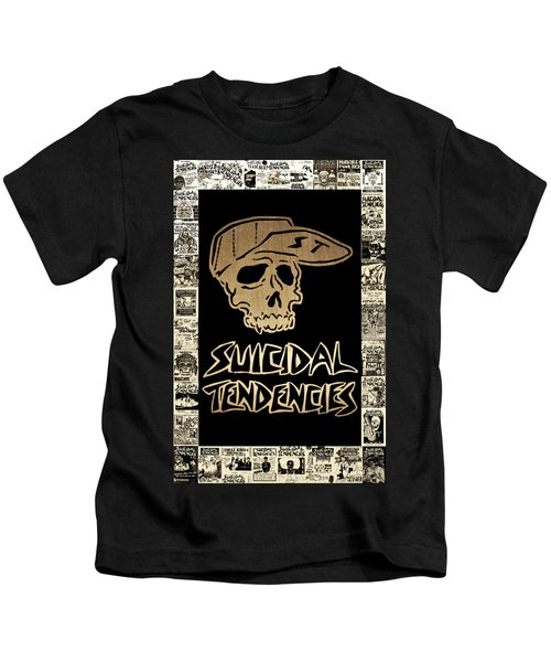 Suicidal Tendencies 2 Kids T-Shirt