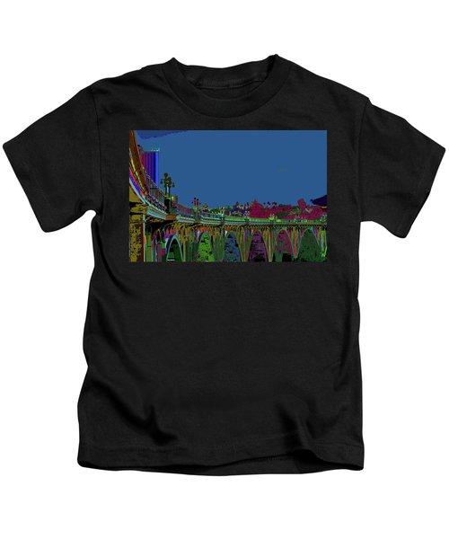 Suicide Bridge 2017 Let Us Hope To Find Hope Kids T-Shirt