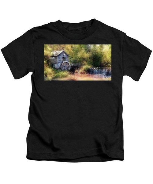 Summer At The Mill Kids T-Shirt