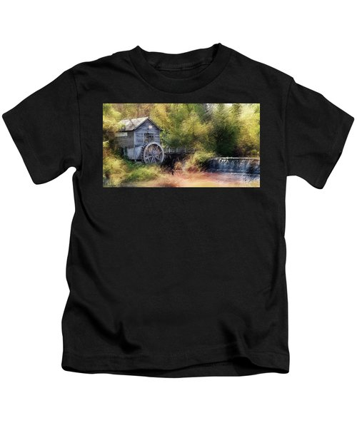 Summer At The Mill Kids T-Shirt