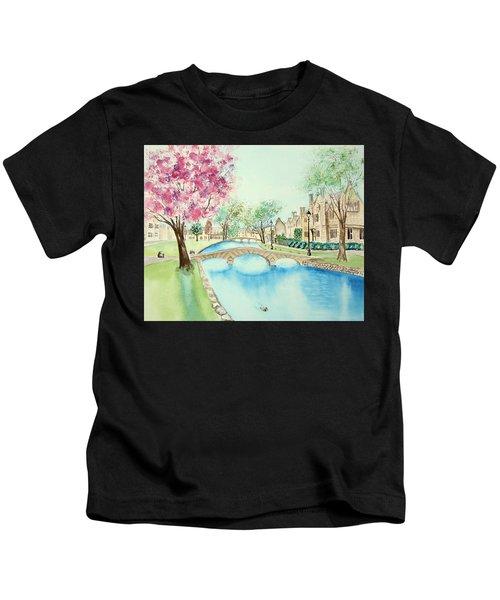 Summer In Bourton Kids T-Shirt