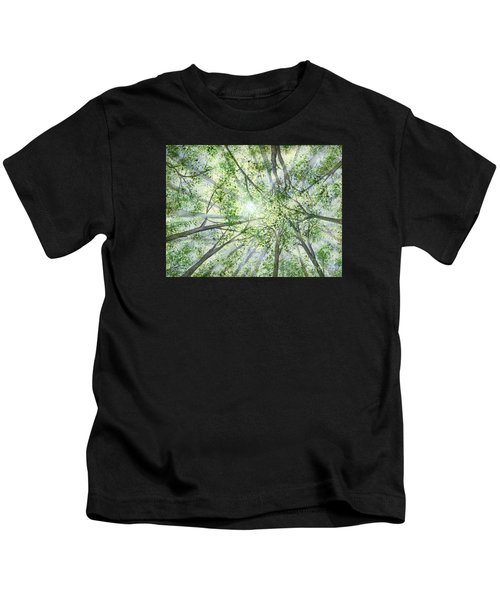 Summer Rays Kids T-Shirt