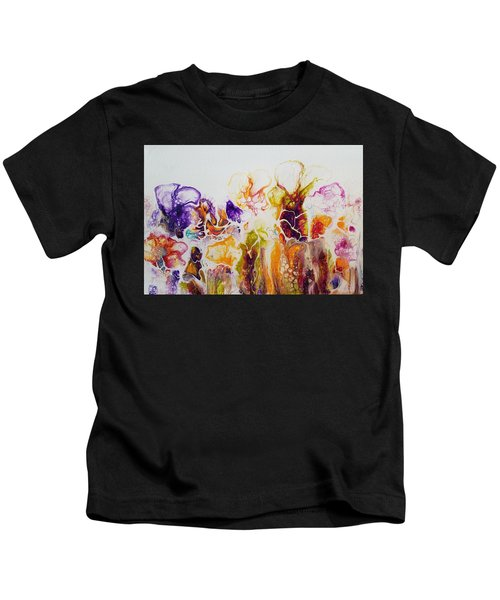 Summer Splendor  Kids T-Shirt