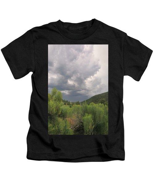 Summer Storm Kids T-Shirt