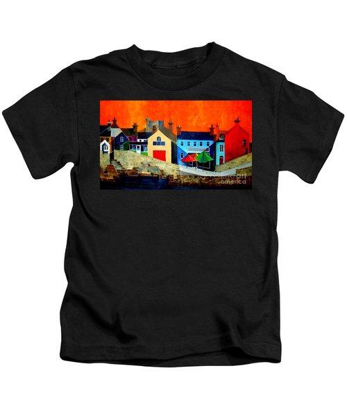 The Bulman, Summercove, West Cork Kids T-Shirt
