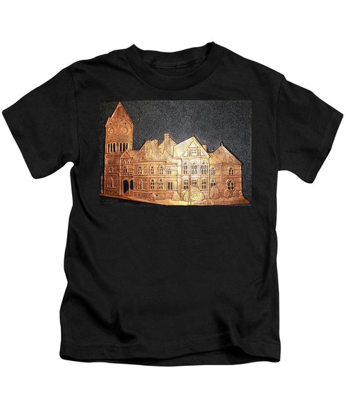 Sumter County Courthouse - 1897 Kids T-Shirt