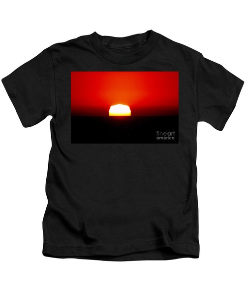 Sun Dipping Kids T-Shirt