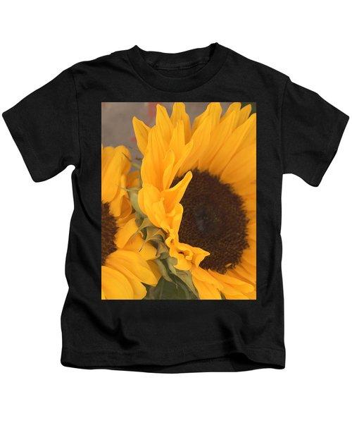 Sun Flower Kids T-Shirt