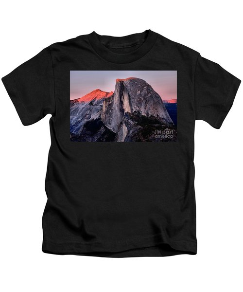 Sunkiss On Half Dome Kids T-Shirt