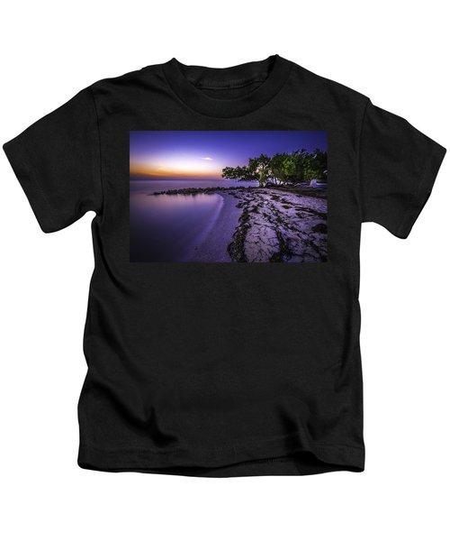 End Of The Beach Kids T-Shirt