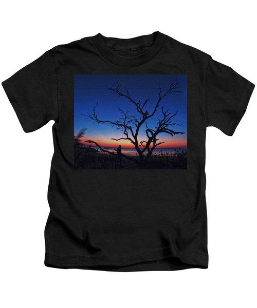 Sunrise Beach Kids T-Shirt