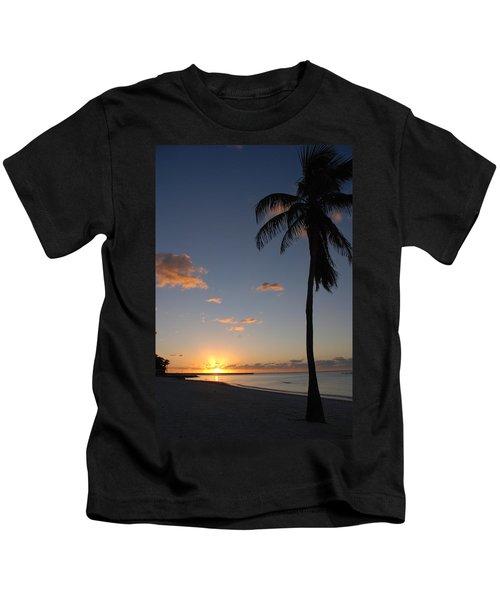 Sunrise In Key West 2 Kids T-Shirt