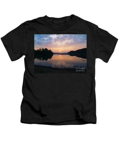 Sunrise Morning Bliss 152b Kids T-Shirt