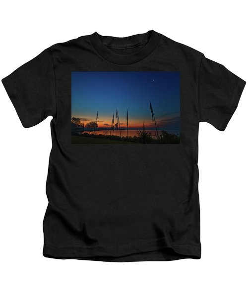 Sunrise On The Neuse 1 Kids T-Shirt