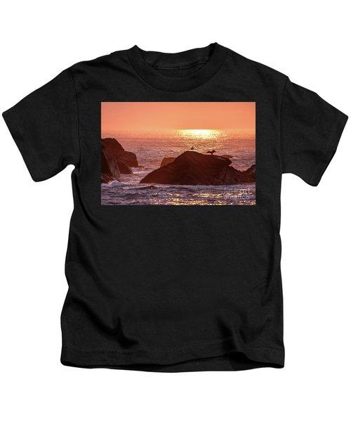 Sunrise, South Shore Kids T-Shirt