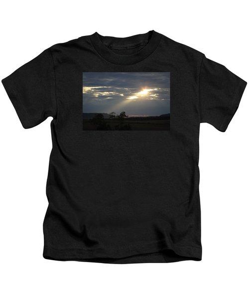 Suns Ray Kids T-Shirt