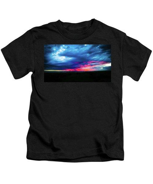 Sunset #2 Kids T-Shirt
