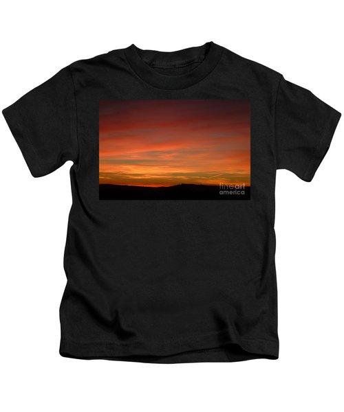 Sunset 4 Kids T-Shirt