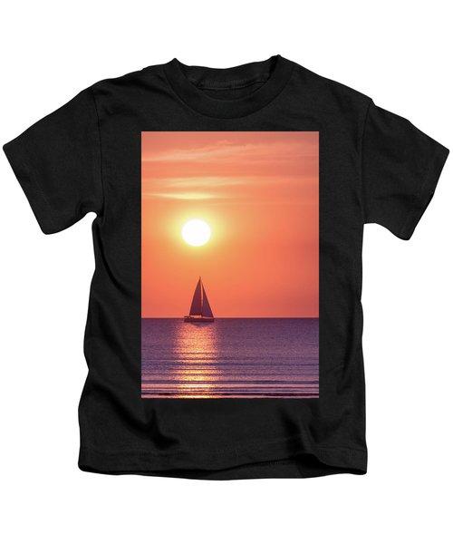 Sunset Dreams Kids T-Shirt