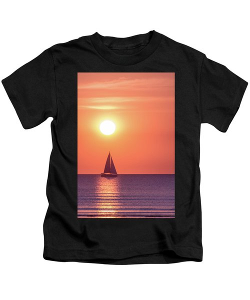 Sunset Dreams Kids T-Shirt