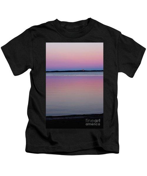 Sunset Magic Kids T-Shirt