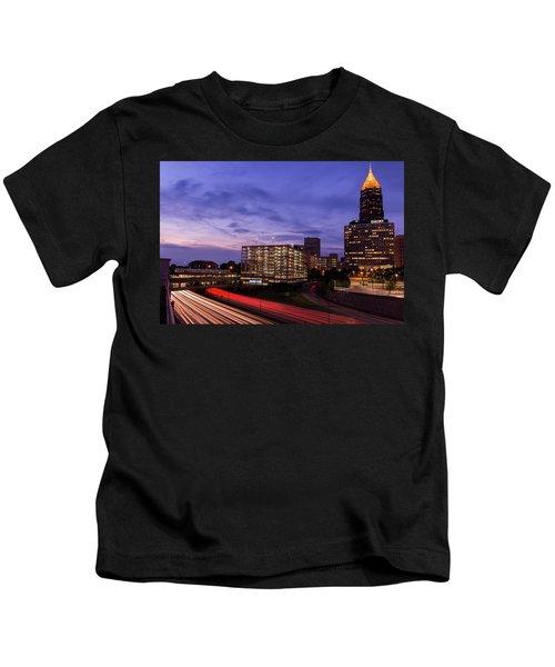Sunset Rush Kids T-Shirt