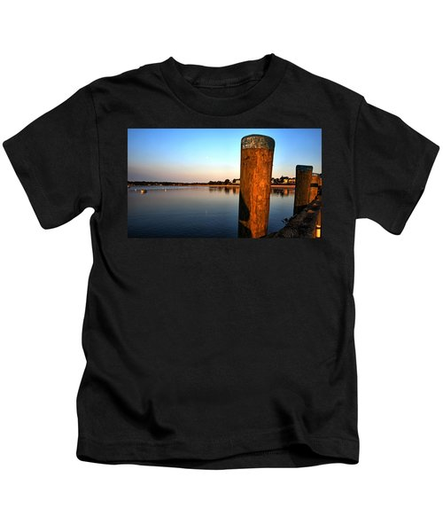 Sunshine On Onset Bay Kids T-Shirt