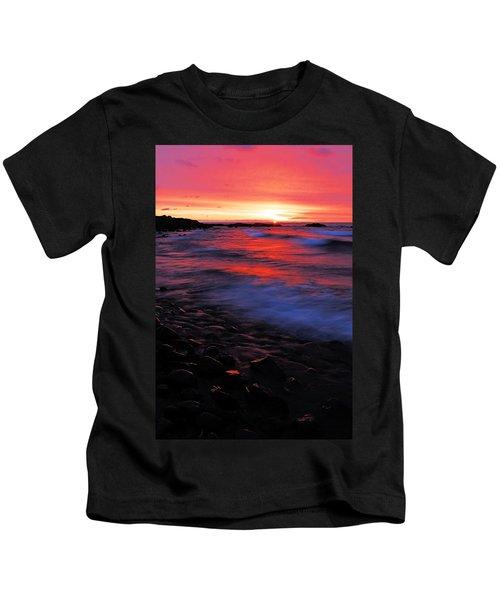Superior Sunrise Kids T-Shirt