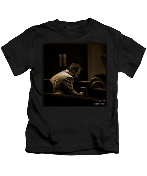 Surrender - Sqaure Kids T-Shirt