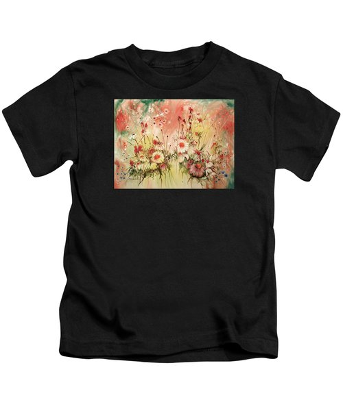 Suspended  22x30 Inches Kids T-Shirt