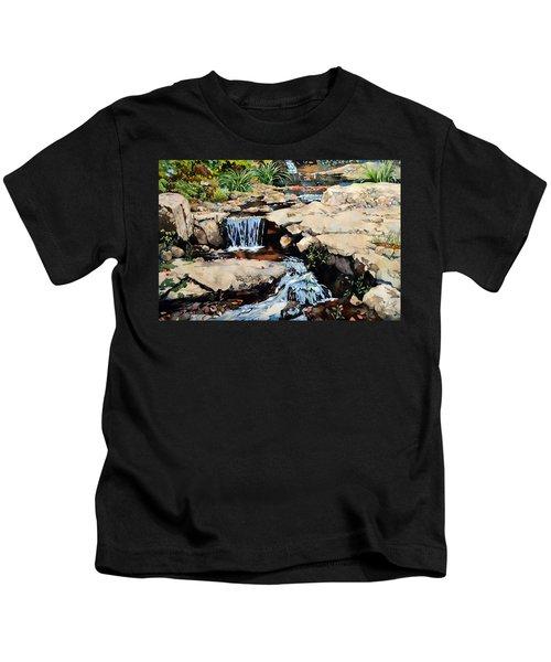 Susquehanna Falls Kids T-Shirt