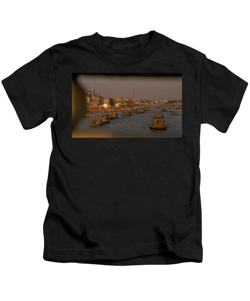Suzhou Grand Canal Kids T-Shirt