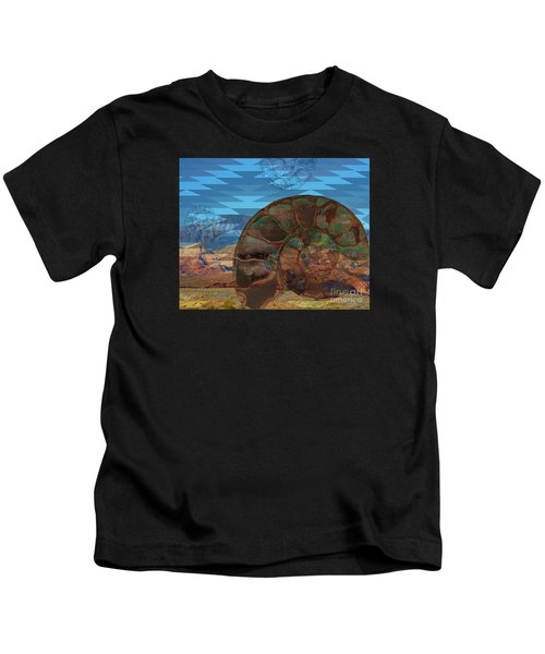 Sw Fossil Float Kids T-Shirt