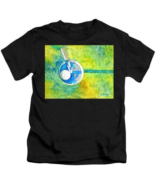 Sweet Anticipation - Golf Series Kids T-Shirt