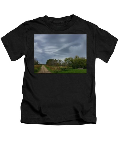 Swirel Kids T-Shirt