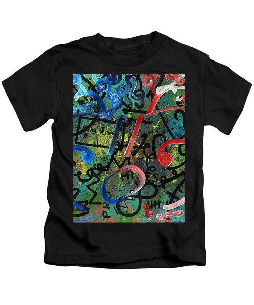 Sympathy Symphony Kids T-Shirt