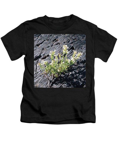 T-107709 Hot Rock Penstemon Kids T-Shirt