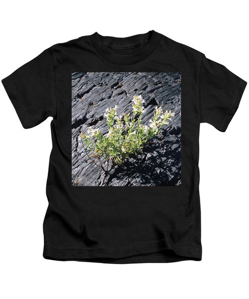 T-107709 Hot Rock Penstemon Kids T-Shirt